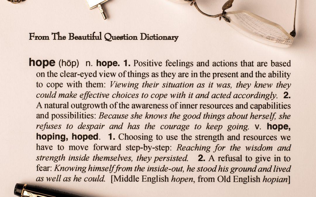 Rethinking Hope